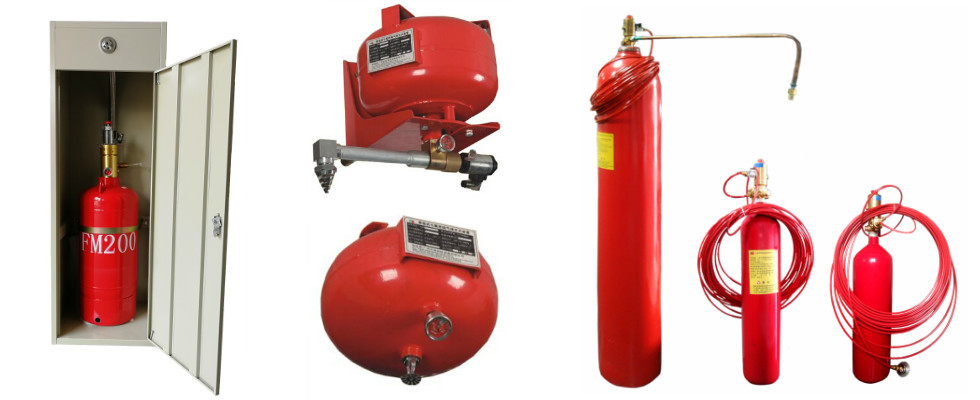 China best FM200 Gas Suppression System on sales