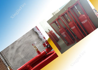 Single Zone 5.6Mpa Hfc227Ea Fire Suppression Systems For Cargo Hold supplier