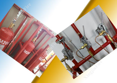 Manual / Automatic  FM200 Fire Suppression System Of 4.2Mpa 40L Type