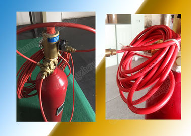 Clean And Pure FM200 Fire Trace Suppression System / HFC-227ea Fire Trace Extinguisher supplier