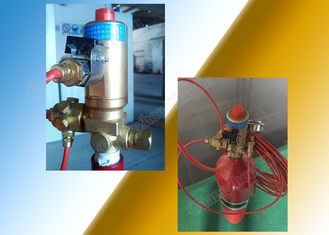 Petrochemical Fm200 Fire Detecting Extinguisher 25m 42kg Fire Detection System supplier