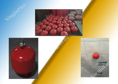 Stand Alone Fm200 System Auto Fire Extinguishers 40L Volume For Server Room supplier