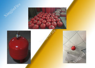China Hanging Automatic Fire Extinguisher Ball Thermally Controlled supplier