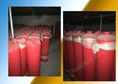 100L Steel Welded / Seamless Fm200 Cylinder for Gas Storage supplier