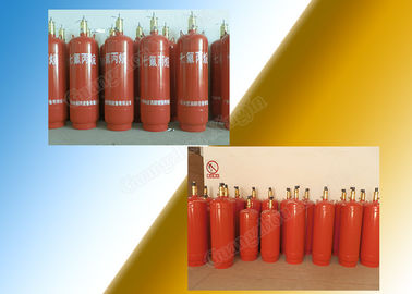Fm 200 Cylinders Carbon Dioxide Fire Extinguisher Protection Zone supplier