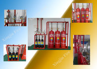 China Hfc227ea FM200 Fire Suppression System With 4.2Mpa Storage Cylinder factory