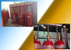 China Heptafluoropropane 5.6Mpa Fm200 Gas Suppression System With Pipeline factory
