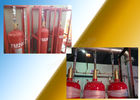 China 5.6Mpa Industrial Fm200 Fire Extinguisher System With 70L Cylinder factory