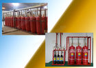 China Manual / Automatic  FM200 Fire Suppression System Of 4.2Mpa 40L Type company