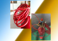 Radio Indirect Co2 Fire Detection Tube 5.7Mpa Working Pressure