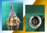 Custom Brass Steel Fm200 Cylinder Valves With Manual Actuator