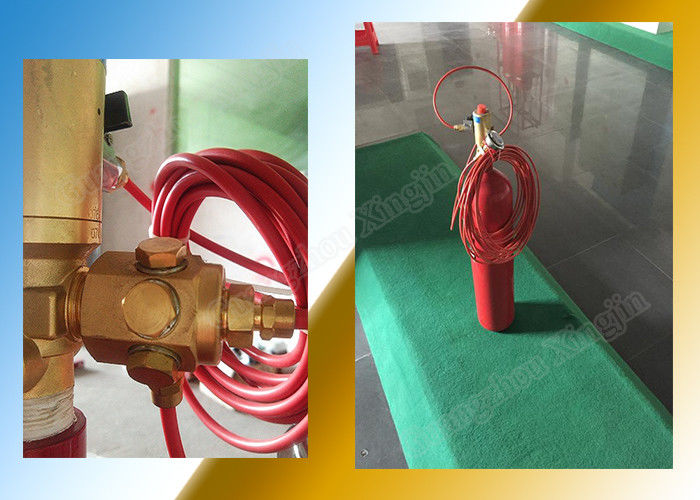 Direct Carbon Dioxide Fire Detection Tube With CAL / CMA Certification
