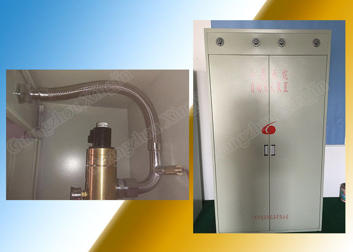 Multi Cabinet HFC227ea Fire Suppression System for One Region