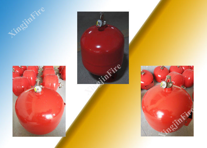 China 1.6Mpa 8L Carbon Dioxide Automatic Fire Extinguisher in Suspension factory