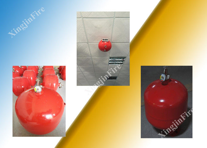 China Portable Hanging Automatic Fire Extinguishers For Industrial Equipment factory