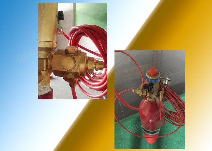 42kg Carbon Dioxide Indirect Fire Detection Tube For Power Plants