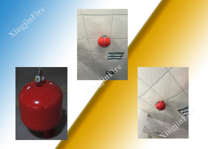 Single Zone Firefighting Device Co2 Fire Extinguisher Automatic Or Manual