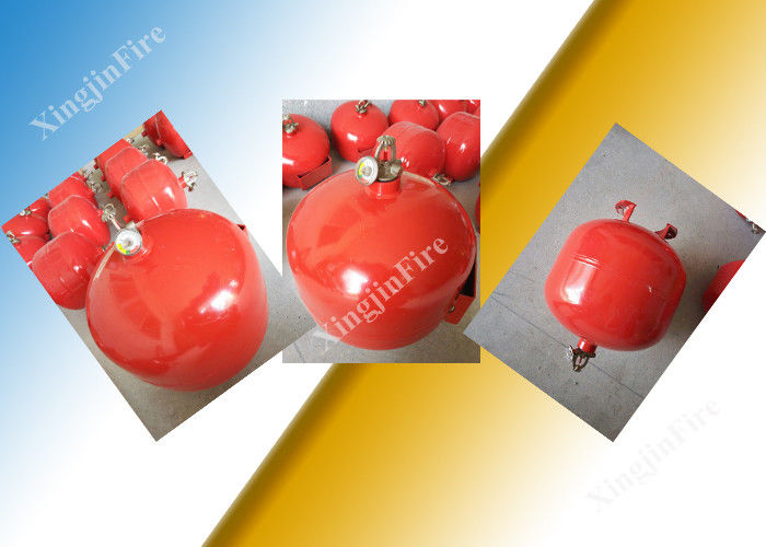 Pure Hfc-227Ea Fm200 Clean Agent Fire Extinguisher With Thermal Sensor