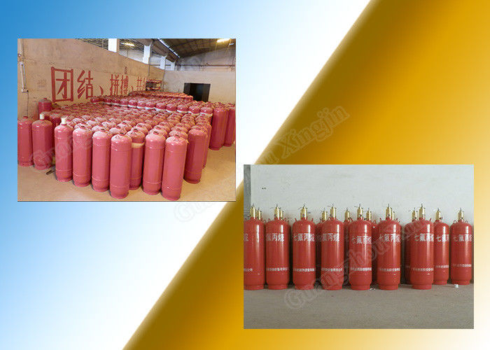 China Hanging Tank  Fm200 Gas Cylinder factory