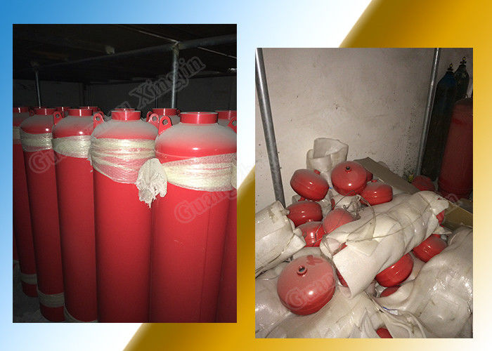 Simple Installation Fire Fighting Extinguisherstank 30L Fm 200 Cylinder