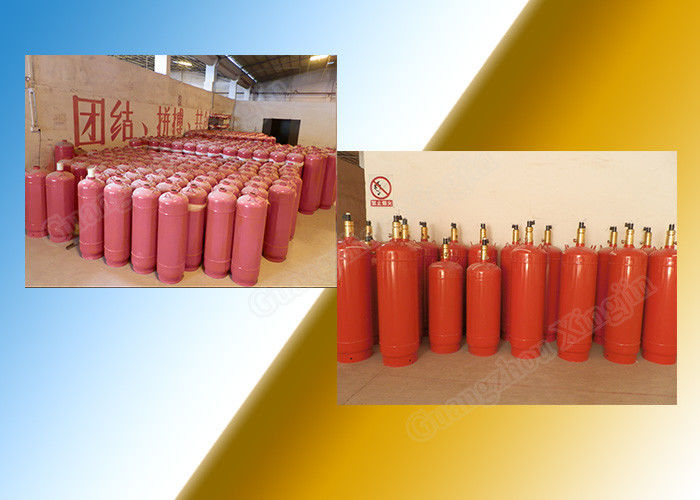 Electromagnetic Starter 40L Fm200 Cylinder for Extinguishing