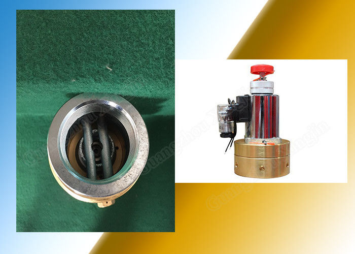 China Brass Pipe Network System Container Valve of Nitrogen Driving Cylinder factory