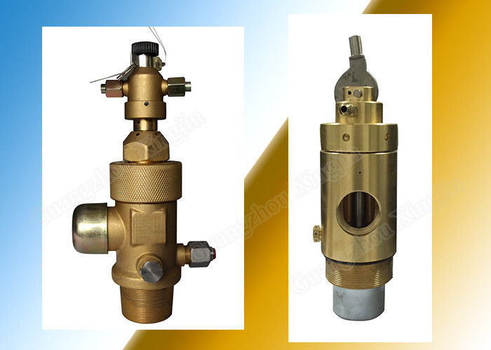 China Electrically Activited Fm200 Container Valve DC24V Working Pressure factory