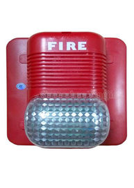 China Sound and Light Alarm FM 200 Fire Alarm System Low Power Consumption distributor