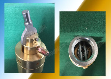 China Custom Brass Steel Fm200 Cylinder Valves With Manual Actuator distributor