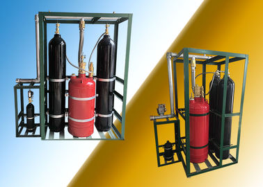 China 0~50℃ FM200 Fire Suppression System factory