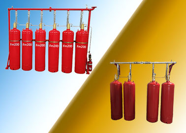 China 227EA FM200 Fire Suppression System factory