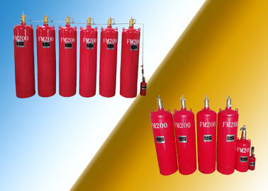 China 3600m³ 4.2MPa Fire Suppression System factory