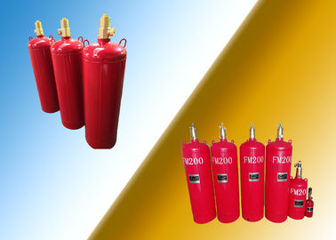 China 0.95kg/L 40L FM 200 Fire Suppression System factory