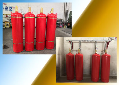 China Museum 5.6MPa  120L Fire Suppression System factory