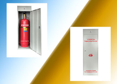 China Empty Cylinder 150L FM200 Fire Suppression Cabinet factory