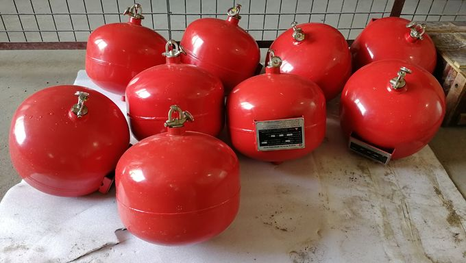 Electrical Hanging HFC 227ea Fire Extinguishing System For One Zone